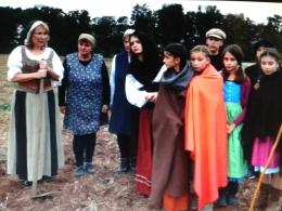Witwe mit sieben Kindern, Foto; Jutta Massl